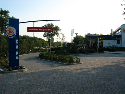 thumbnail for De Lucht Restaurants A50 nieuwbouw Drive Lane Burger King
